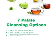 Food - Palate Cleansers