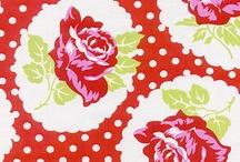Fabric Ideas / by Lauren Widmayer