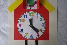 časové vzťahy pre deti
