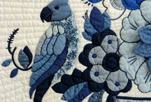 パッチ 青い鳥