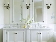 Bathroom ideas / by Emily Page