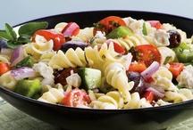 Salads (of all kinds)