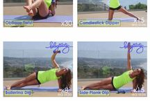 Exercise muffin top