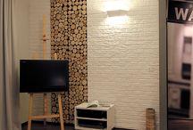 Drewniane panele ozdobne