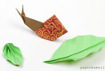 Bichos en papel