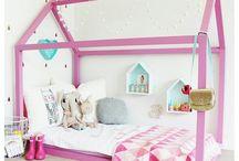 Cubby house bedroom ideas