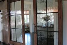 Living Room Sliding Door