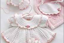 Baby Knits & Crochet Patterns