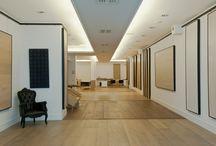 Showroom Madrid - Lignum elite / Showroom Lignum Elite situado en Madrid
