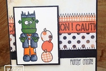 DT Projects~ The Alley Way Stamps