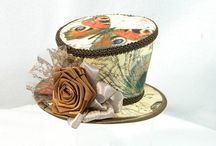 Steampunk Hats on Etsy