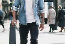 Boyfriend outfits