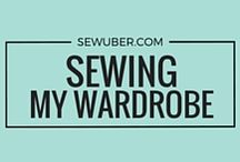 Sewing My Wardrobe / Collection of all sewing projects that I like to wear and to complete my capsule wardrobe. This will include all tutorials on dresses, pants and other clothing that I like to wear everyday.