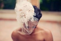 Wedding headpiece / by Jeanette Diana