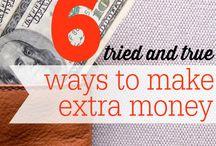 make money / by Erin Branscom