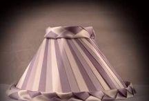 ChR Abat-jours / Abat-jours couture haut de gamme Abajures costurados sob medida Hand-woven lampshades