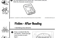 BDA reading activities