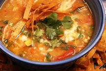 Recipes - Main Dishes/Soups/Stews/