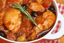 Espagnole cuisine