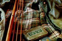 Old skool angling