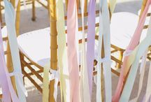 Chair Decoration/Chair Covers - Wedding