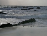 The amazing sea...