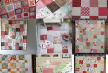 quilts/ sewing / by Michelle Vandersloot
