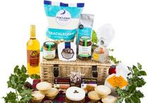 Luxury Christmas Hampers / Our selection of luxury Christmas Hampers