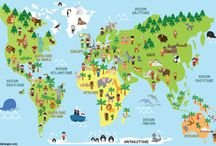 Pays du monde