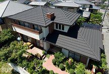 Háztető-tetőcserép