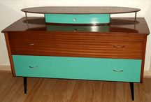 Mid Century Modern Love / by Kristen ~Vegan, Early Childhood Educator, Geek~