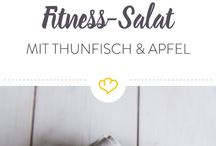 Salate und Snacks