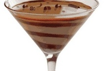 Special Drinks ~ with Caramel or Chocolate / Our sauce isn't just great on dessert or fruit. It's it truly fantastic for those fun sweet drinks that may or may not be a little adult.