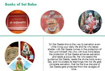 Books of Sai Baba / Order online  sai baba books  in hindi at very affordable price. Call us 9823134765 or visit our website saigeeta.org.
