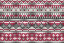 Fairisle strik