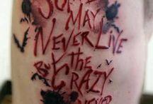 Körper-Tattoos