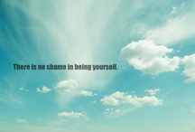 Love yourself! / by Kim Callan