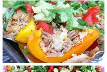 7 Veggies a Day Recipes / Challenge yourself to get 7 servings of vegetables in each day and succeed with these recipes!