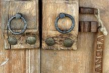 Mystical Doors Leading Somewhere...