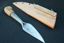 всякие ножи