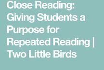 Reading Comp Ideas