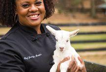 Chef Jennifer Hill Booker
