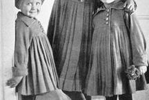 Kinderbilder aus alter Zeit