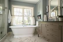 Bathroom / by Sherry Ancil