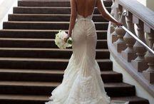 W E D D I N G S / Weddings, Brides, Organizations, Wedding dresses, Gowns, Bridemaid dresses...etc. / by Milo