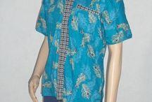 Kemeja Batik Pria [H-1139] Model Baju Batik Kantor