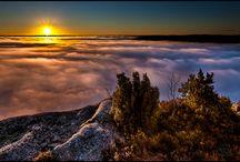 Naturbilder från Hafsten