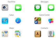 iOS6-7 icon!!