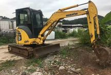 4 ton Japan excavator for sale