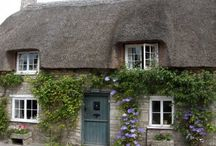 Dream Homes / Cottages and other Beautiful Homes / by Myst Designs